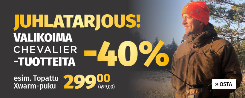 Chevalier -40%